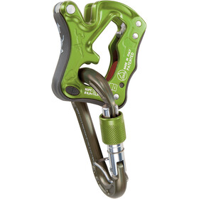 Climbing Technology Click-Up Belay Kit, green